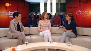 Unsere Hundetrainerin Andrea Stadler in der ZDF Sendung donnerstalk