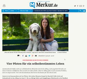 2016-06-14 13_28_13-Assistenzhunde helfen psychisch Kranken_ Spenden für Jamie _ München Stadt